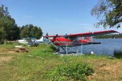 Wasserflughafen in Anchorage