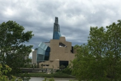 Museum of human rights Winnipeg