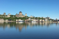 Quebec: eine sehr schöne Stadt mit sehr französischem Einschlag
