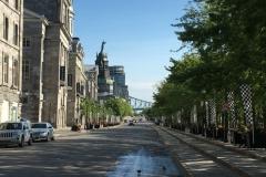 Montreal: die Stadt im Formel1 Fieber. Ich war an dem Rennsonntag dort, ich wußte nicht das Rennen ist :-)